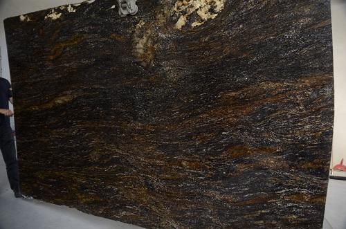 Płyta granitowa Orion Black